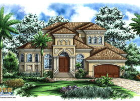 Verrado Bay House Plan
