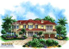 Island Breeze Home Plan