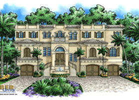 Las Olas Home Plan