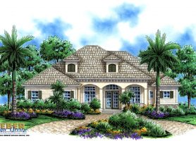 Lexington Manor Home Plan