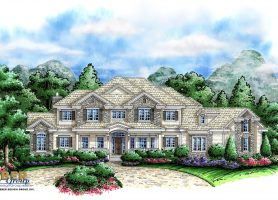 Foxborough Hill Home Plan
