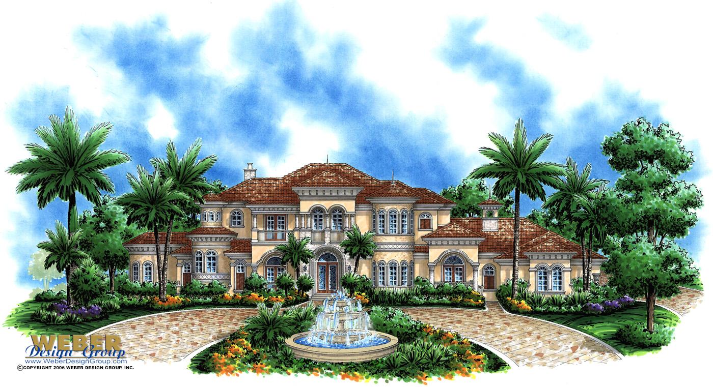 284 2 treviso bay home plan weber design group,Weber House Plans