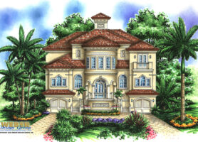 Casa Bella III House Plan