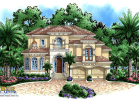 Runaway Bay House Plan