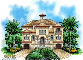 Casa Bella IV House Plan