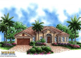Villa Siena Home Plan