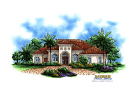 Santa Barbara Home Plan