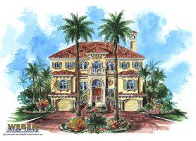 Malibu House Plan