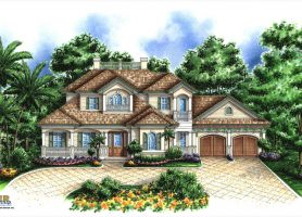 Deauville Home Plan