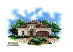 Morro Bay Home Plan