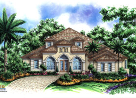 Grand Haven Home Plan