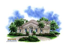 Calypso Cove Home Plan