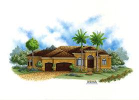 Lido Bay II House Plan