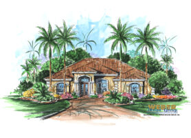 Villa Verano Home Plan