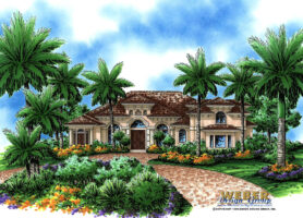 Valencia House Plan