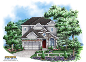 Diamond Lake House Plan