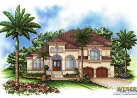 Morocco II Home Plan