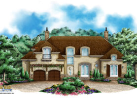 Chateau Montemere Home Plan