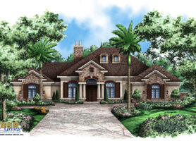 Verdelais Home Plan