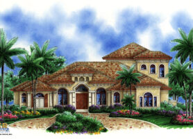 Valencia II House Plan