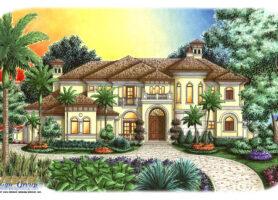 Venezia Grande Home Plan