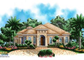 San Marcos Home Plan
