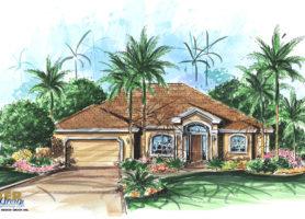 Casa Del Amore Home Plan