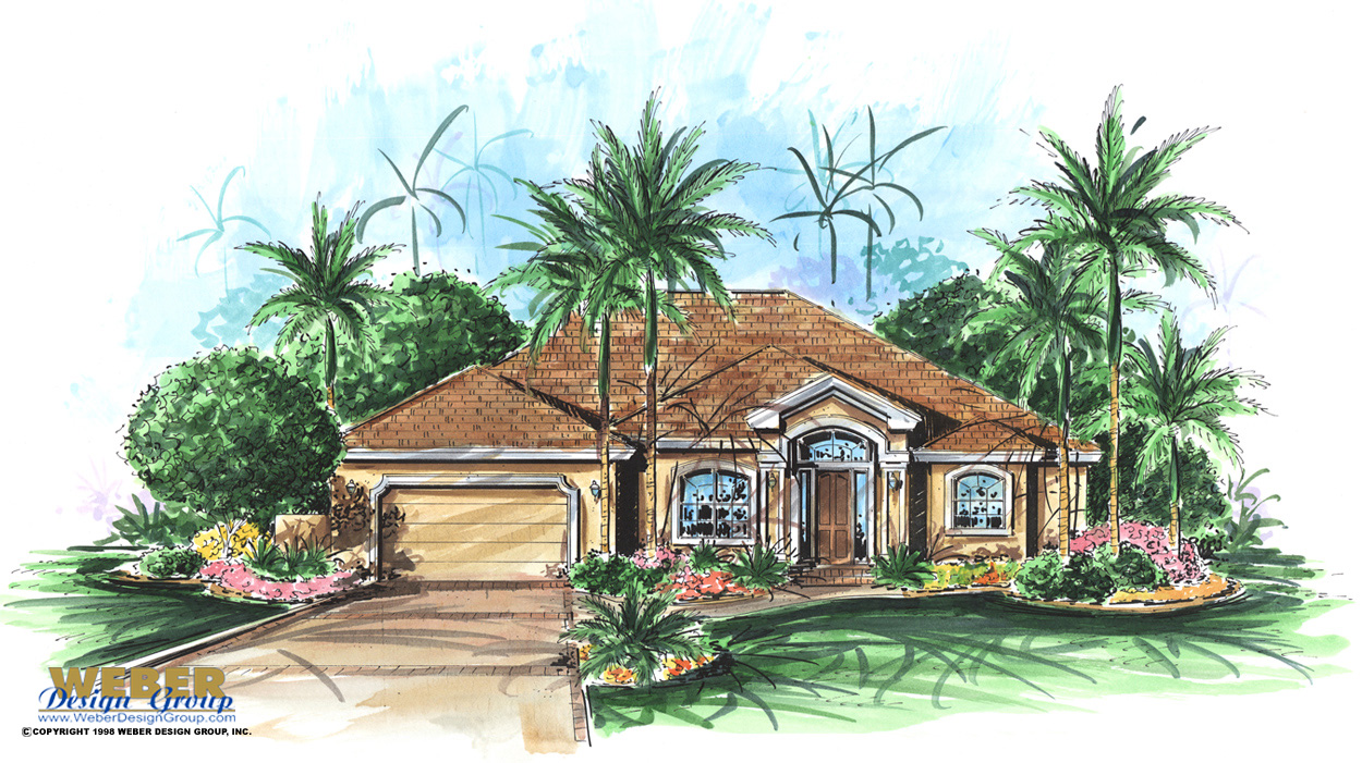 golf course house plans with photos views luxury outdoor living casa del amore home plan