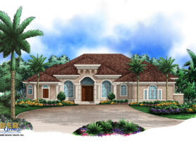 Valencia III House Plan