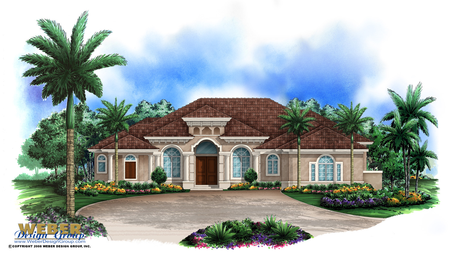 Florida House Designs Florida House Plans Architectural Designs Stock U0026  Custom Home Plans Part 96