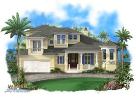 Ocean Breeze House Plan