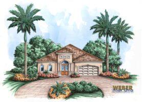 San Juan House Plan