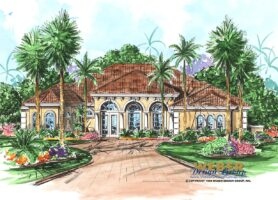 Tobago Cay House Plan
