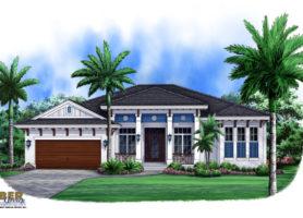 Carmona House Plan