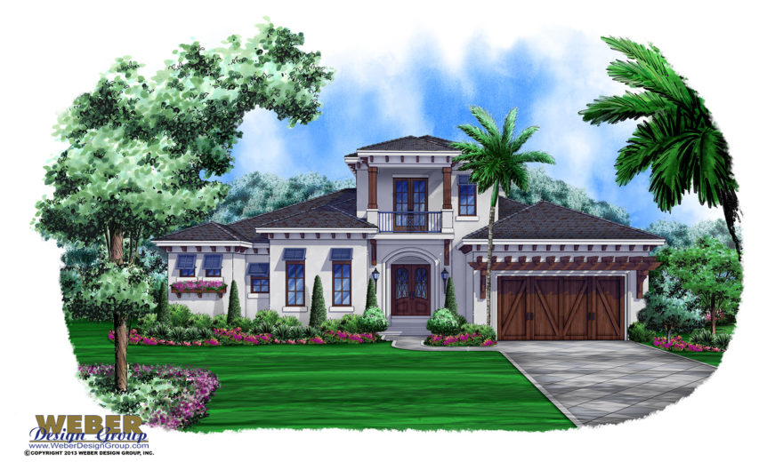Beach house plan west indies style beach home floor plan for West indies style home plans