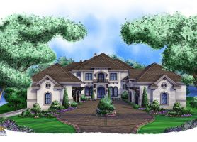 Isla Del Rey House Plan