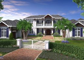 Coral Crest House Plan