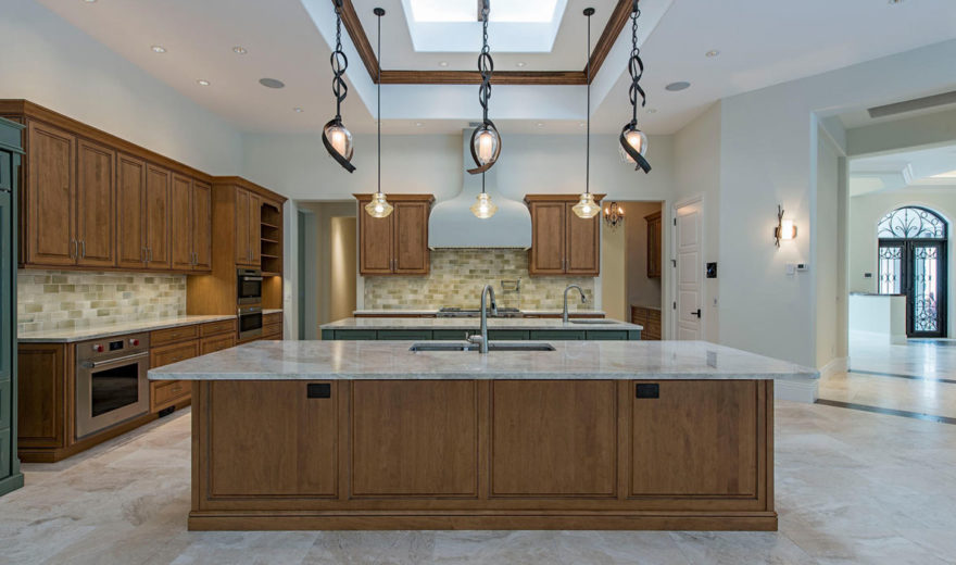 9 X 12 Kitchen Design