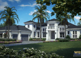 Oyster Bay House Plan
