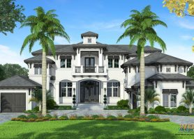 Grand Cayman House Plan