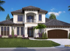 Via Fontana House Plan