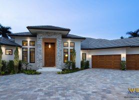 Cornerstone House Plan