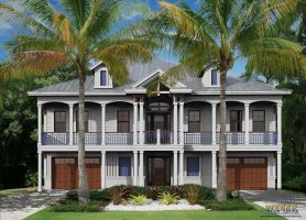 Coral Bay House Plan
