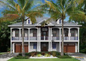 Olde Florida House Plans Weber Design Group Inc Stock Olde