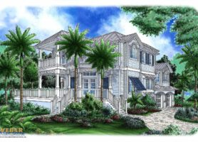 Siesta Key House Plan