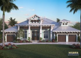 Harbor House Home Plan