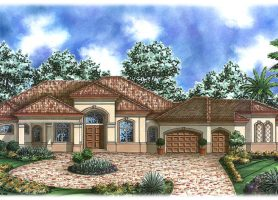 Riviera House Plan