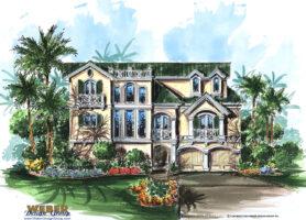 Islamorada Home Plan