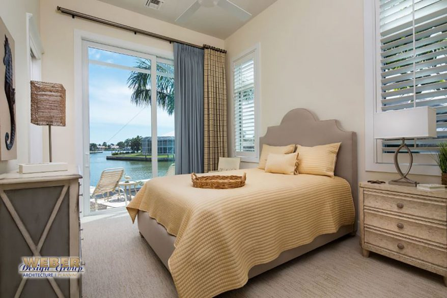 Mediterranean House Plan 2 Story Modern Beach Home Floor Plan