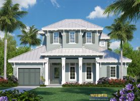 Tybee Island House Plan